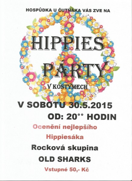 Hippies Párty 2015