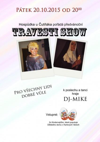 Travesti Show 2015